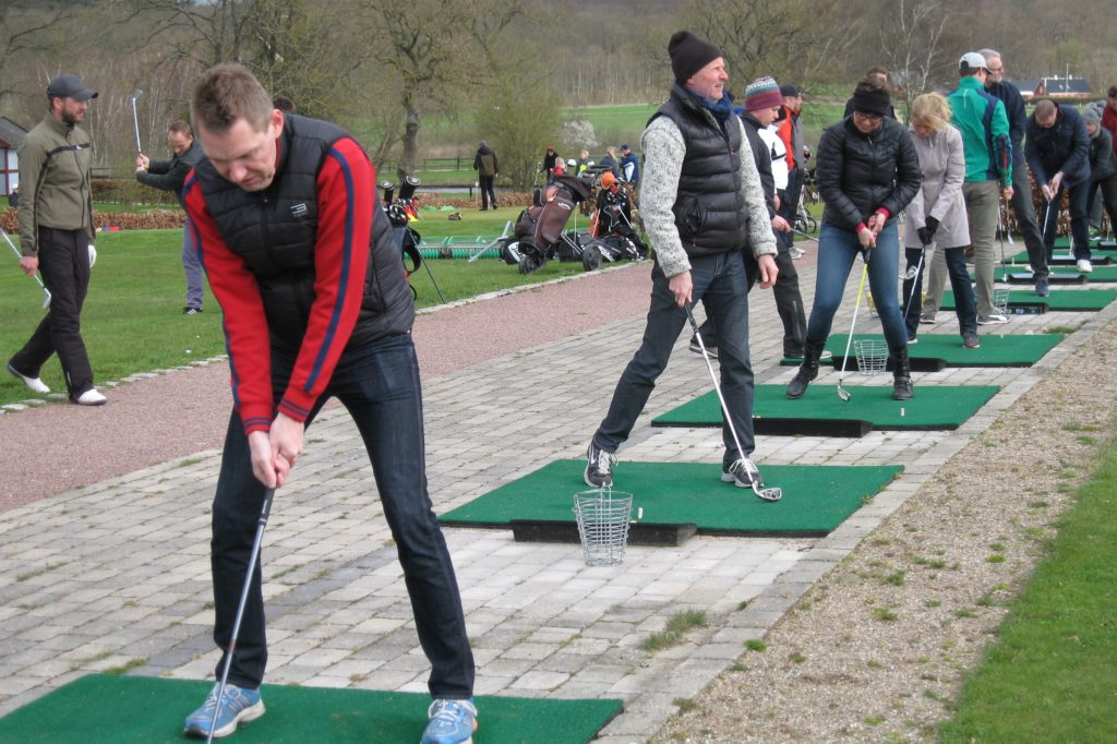 Værløse Golfklub Gå til golf