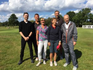 Værløse Golfklub Regionshold D