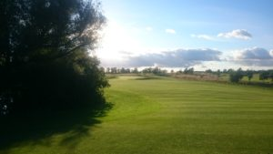 Værløse Golfklub hul 2